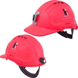 Pink Miners Hard Hat
