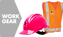 Shop Pink Work Gear