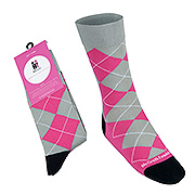Shop Pink Sock For Every Day - Argyle