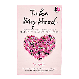 Take My Hand Book