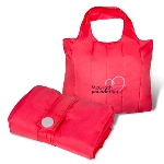 Shop Pink Foldable Shopping Bag