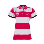 Shop Pink Women's Polo