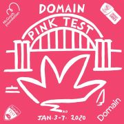 Pink Test Bandana – Limited Edition