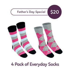 Father's Day Socks Pack
